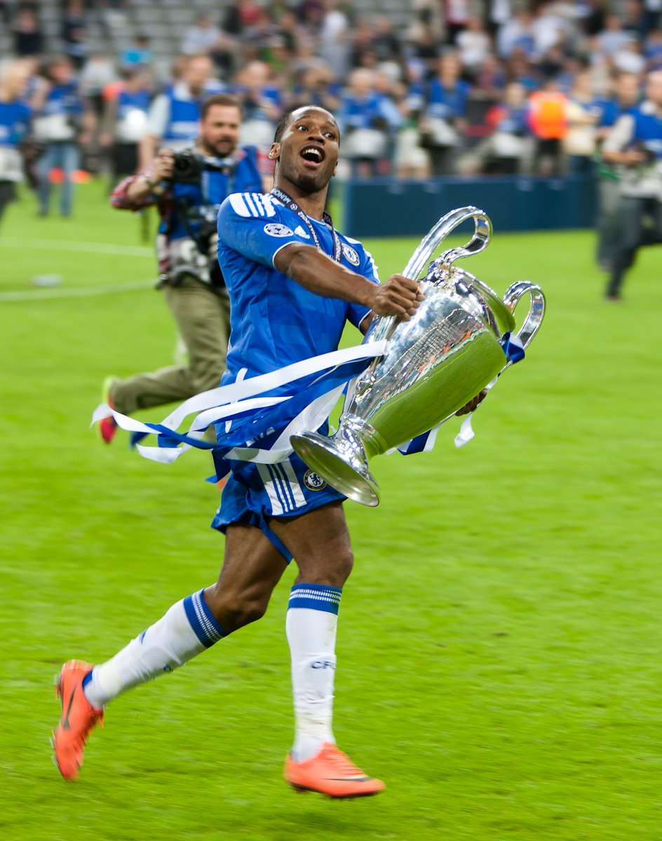 @ChampionsLeague Drogbaaaaaaaaa and the rest was history