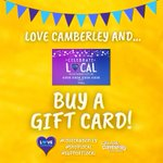 Image for the Tweet beginning: #LoveCamberley #StaySafe #SupportLocal