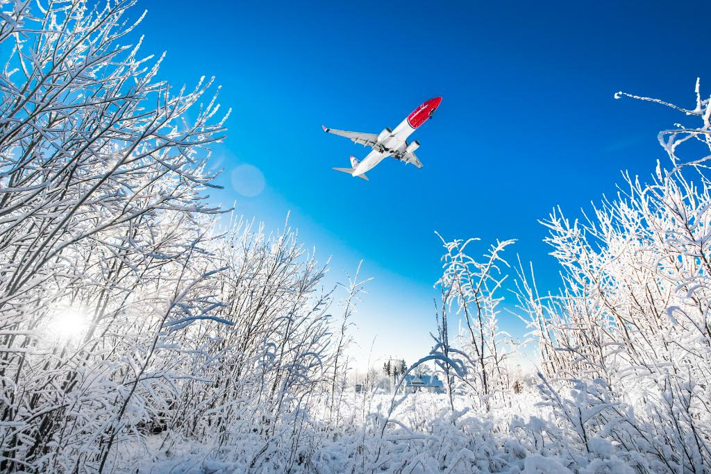 """Norwegian's December traffic figures impacted by COVID-19. «2020 has been a tough year, but we will continue to fight and come out of this crisis as a stronger Norwegian. Our goal is to be a financially strong airline with an improved customer offering,"""" said CEO Jacob Schram. https://t.co/crVzhpxyd9"""