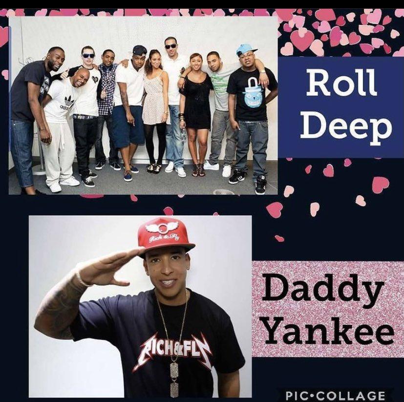 1 group and 1 singer I admire #rolldeep #racistpeople #rolldeepfreestyle #daddyyankee #concalma #quetirepalante #siguemeytesigo #anuelaa #fff #amazing #eyes #instalikesandfollowers4u #f4f #followback #music #awesome #lfl #picoftheday @rocket_hastags #instadaily #instagood