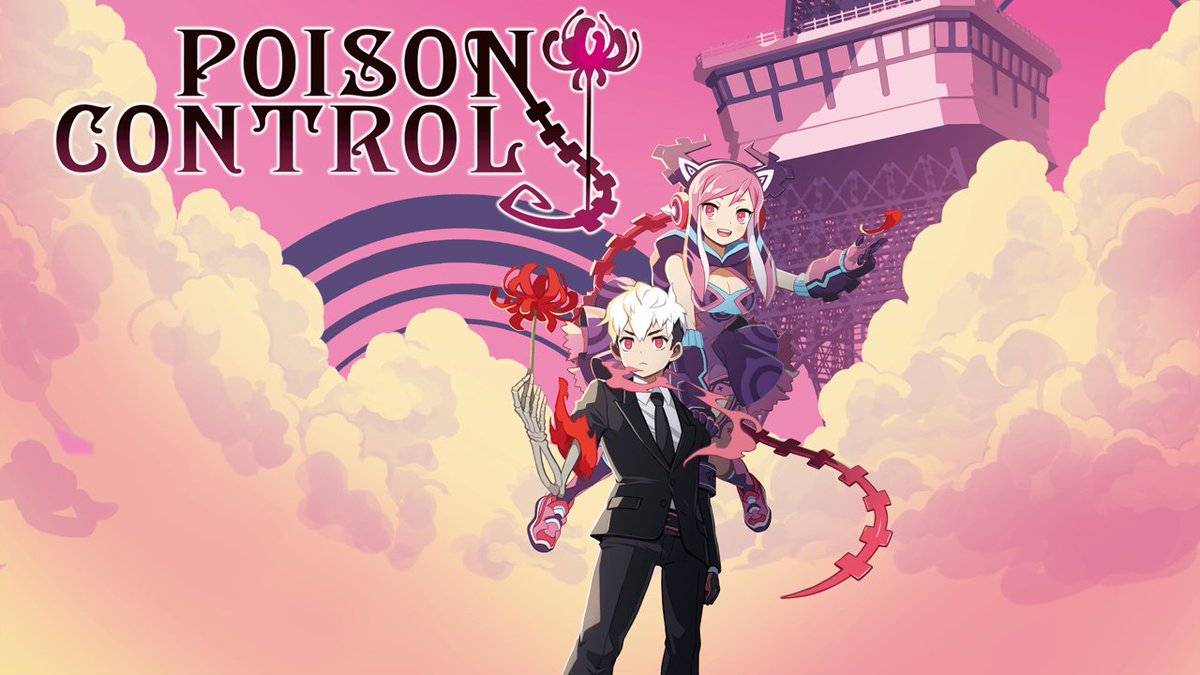 Poison Control, il GdR d'azione si mostra in un nuovo trailer! -  @NISAinEurope #NipponIchiSoftware #PoisonControl #GdR #RPG #actiongame #GdR #RPG #trailer #newtrailer #gameplaytrailer#NintendoSwitch #PS4