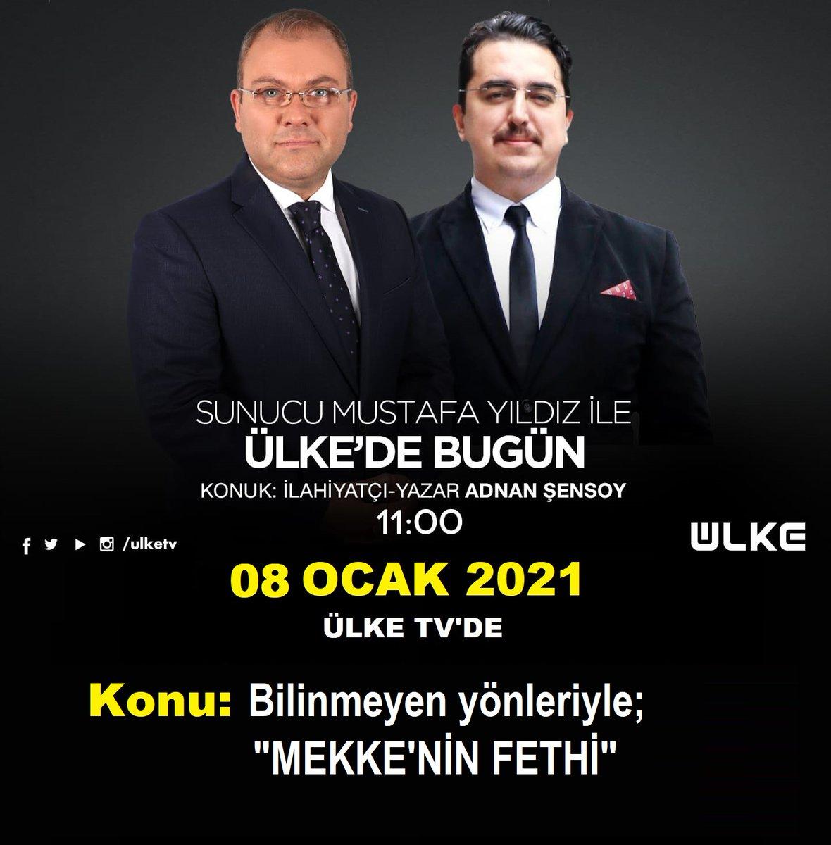Adnan Şensoy Hoca 🌍 on Twitter: