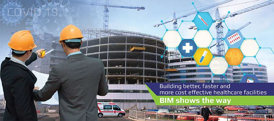 BIM adds value for your hospital projects by reducing cost and schedule based on enhanced project visualization, error detection and accurate quantification. https://t.co/LG8YY9VUc1   #bim #aec #construction #covid19 #healthcare #healthcareconstruction https://t.co/U5TzVW9yCd
