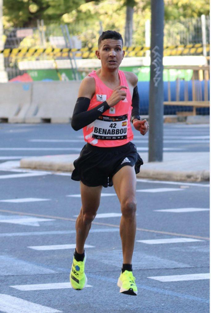 Tu velocidad no importa... Adelante es adelante!!! 🔜 • • • #MarcaExtremadura #FundaciónJóvenesDeporte #adidas_es #adidas_running #AdizeroAdiosPro #LaNucíaCiudadDelDeporte #ConNúñezRun #Marathoner
