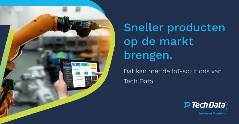 #IoT helpt organisaties te besparen op…
