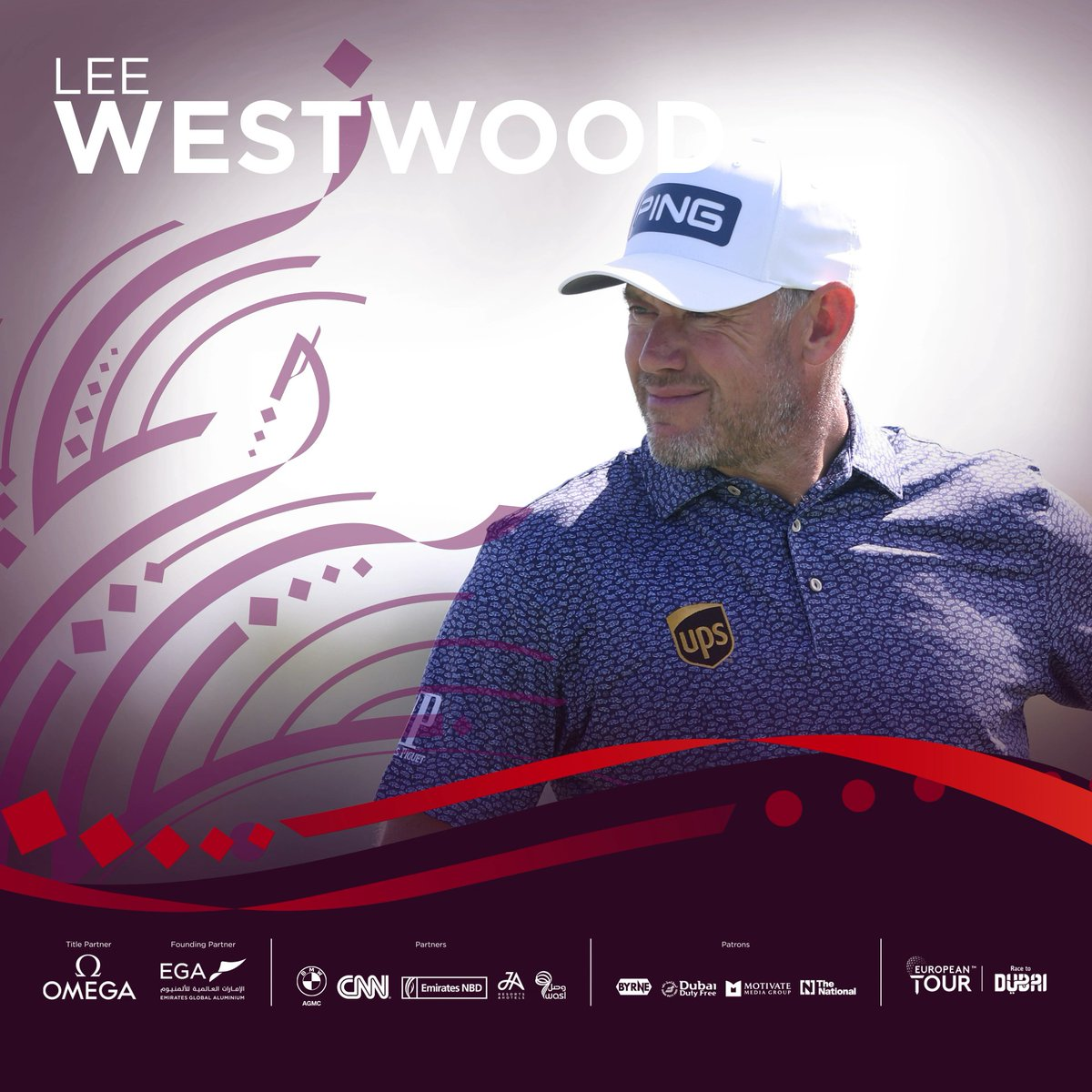 2020 Race to Dubai winner ✅ Last year's #ODDC runner-up ✅ 1📮👨🏼 ✅  Delighted to announce @WestwoodLee, @BezChristiaan and @IanJamesPoulter will be joining us later this month for the 2021 #ODDC 🙌  #MadeForGreatness #TimeToMakeHistory