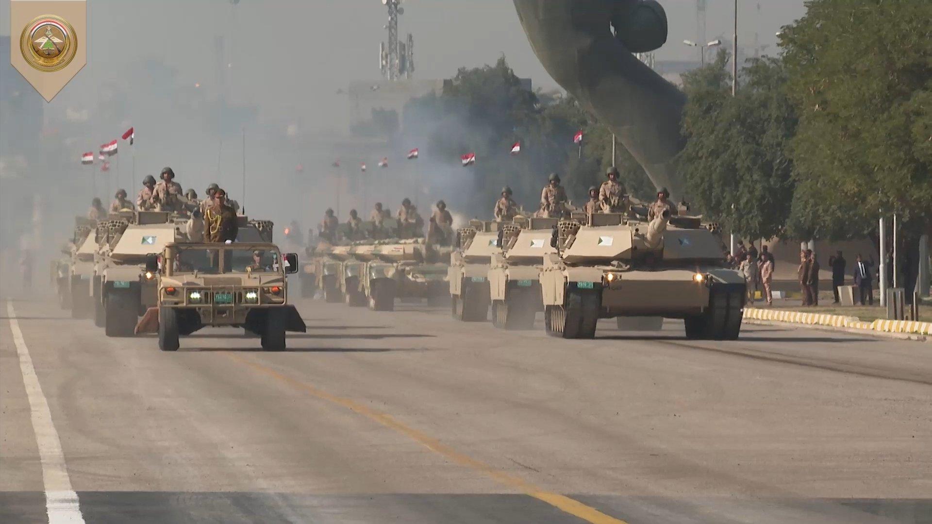 Armée Irakienne / Iraqi Armed Forces - Page 38 ErHtLf2XMAEXK5G?format=jpg&name=large