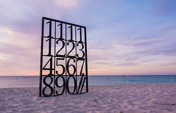 Time is ticking! Only 2 months to go until the 17th annual #SculpturebytheSea exhibition. #TBT #ThrowBackThursday  Image: Markus Hofer, Austria 'The Elements of Time (2018)', Sculpture by the Sea, Cottesloe 2020. Photo: Richard Watson. https://t.co/DMNhvgRBmo
