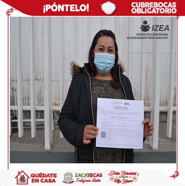 ¡El Instituto Zacatecano de Educación para Adultos avanza en el combate al rezago educativo, apoyando a las personas mayores de 15 años a concluir su primaria y secundaria! 💻📲📖✏️ #SeguimosTrabajando #SeguimosCumpliendo #ConLosLibrosAbiertos