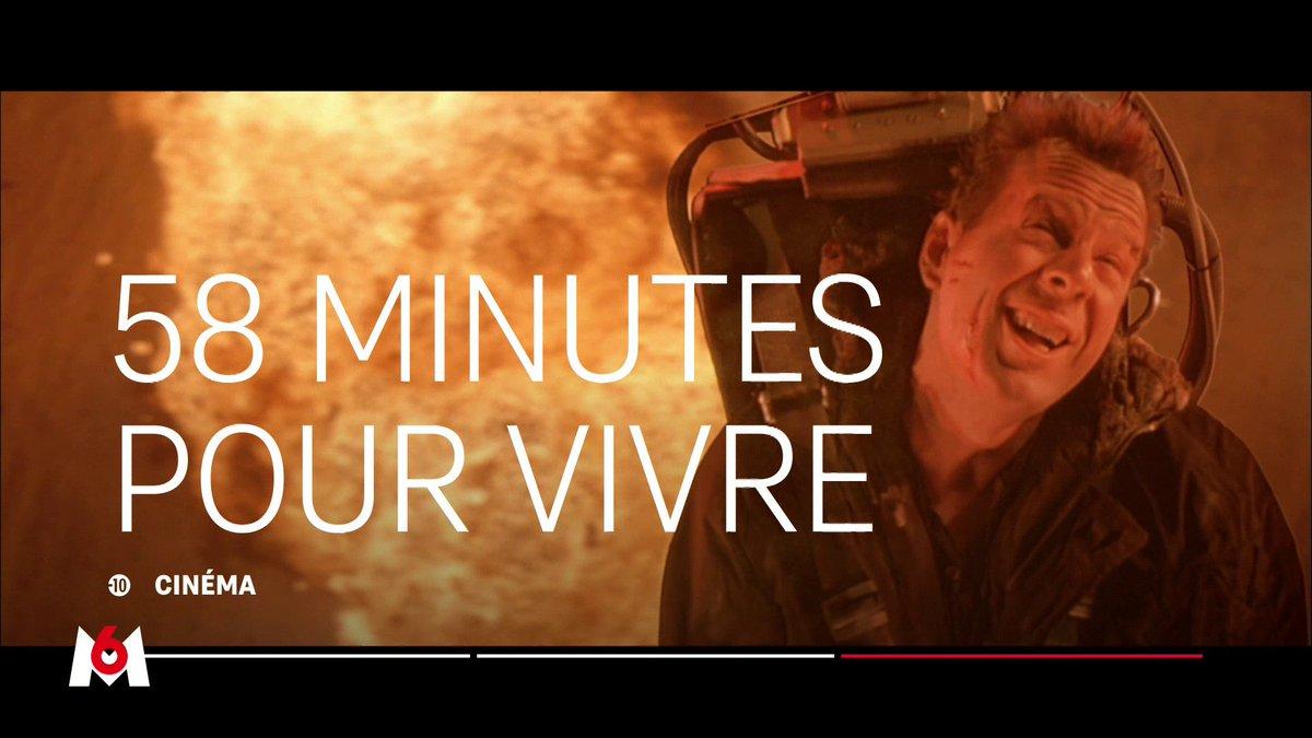 Tout de suite, Die Hard 2 : 58 minutes pour vivre 💥 https://t.co/muGVjBlmit