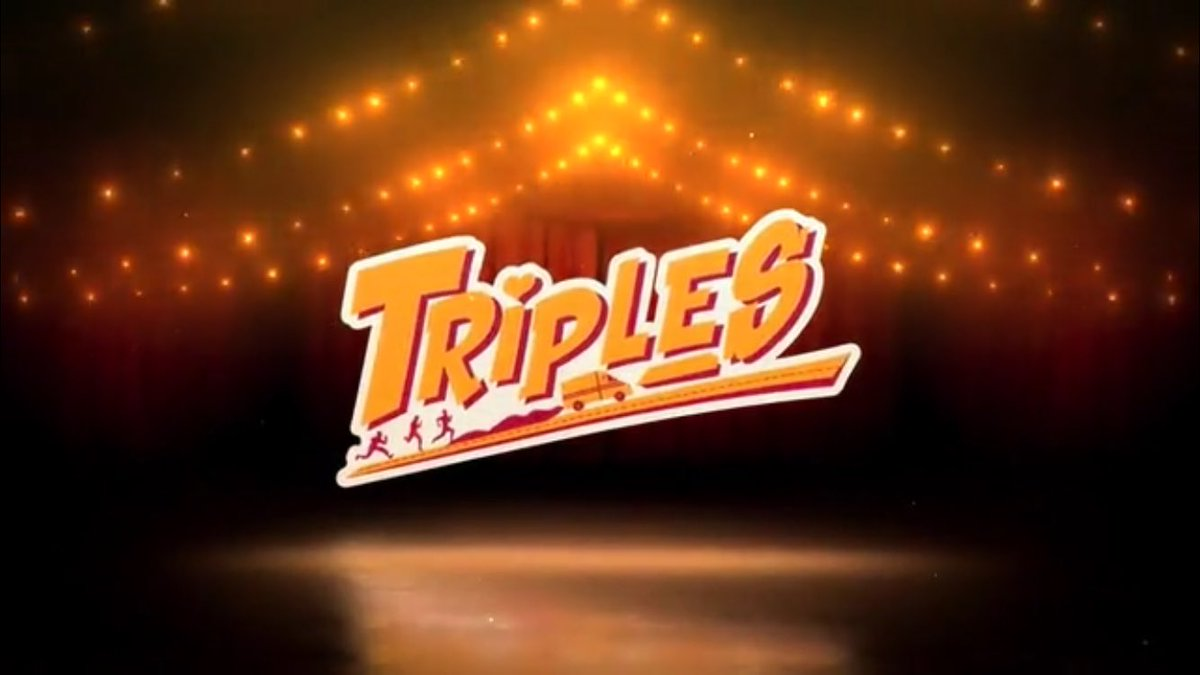 #triplesthefun just watched this web series..Nothing impressive..acting was so artificial👎 Director planned to execute funny Bgm everywhere to make us laugh but didn't workout. Don't try to recreate crazy mohan sir's style of comedy track. It only suits him & actor like kamal🙏