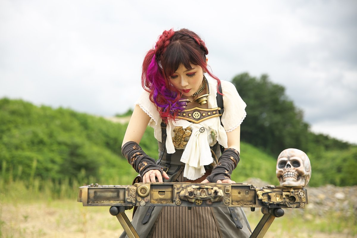 My Daily #Steampunk ⚙️ #Geek 🤓 #Space 🚀 #SamaCollection 🗞️ of Tweets ➡️ @mercurypress @SteamPunk_1800 ⭐ Feat. @Mina_taicho ➡️ View More Selections 👉 https://t.co/qcfYSH6zDC