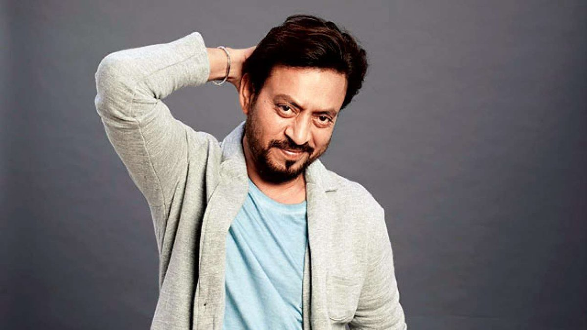 Irrfan Khan would've been 54 today. :'-( What is your favourite Irrfan movie / TV show / favourite memory of him?
