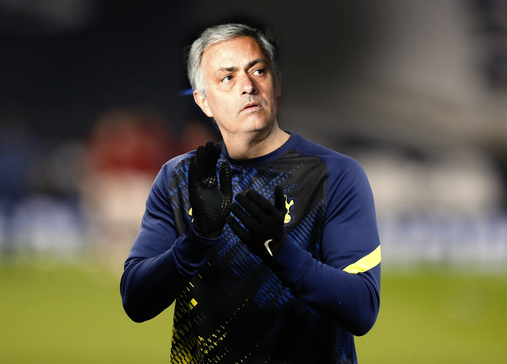 MOURINHO FAVOURITE TO LOSE HIS JOB