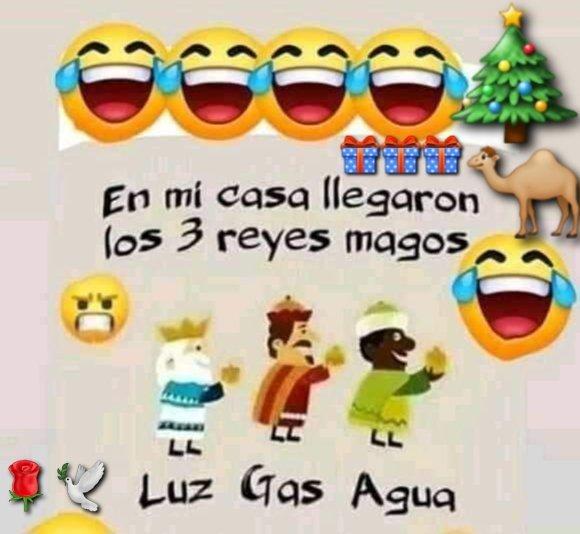 Los Reyes magos de Chile 😂🤣🤭 @Pollolibre #TocShowTVmas #LosReyesMagos