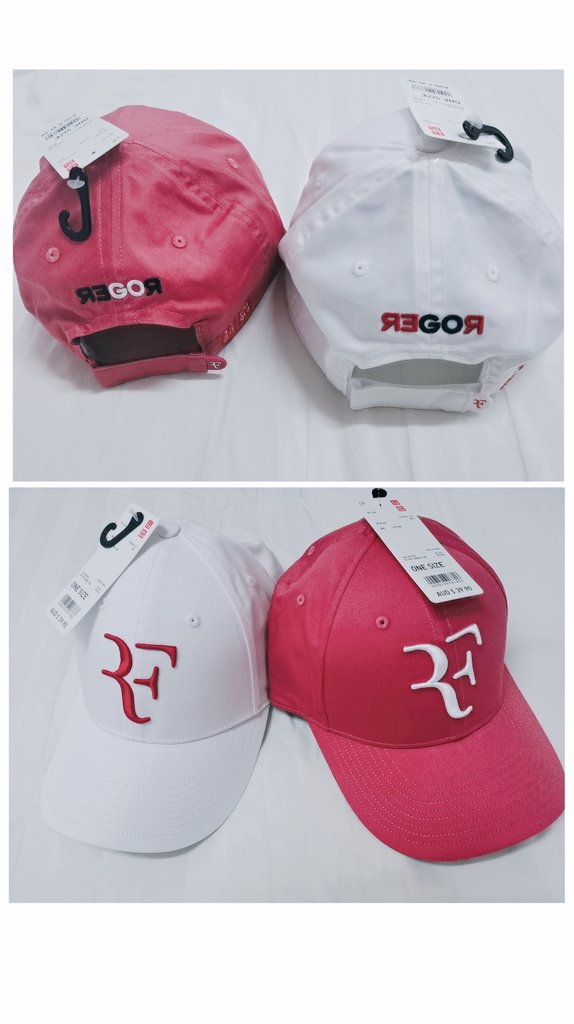 All the way from Australia! 😍 When it's sold out at the website,he got it from the store for me and he got 2 colors. Thanks 😘 #RFcapisback
