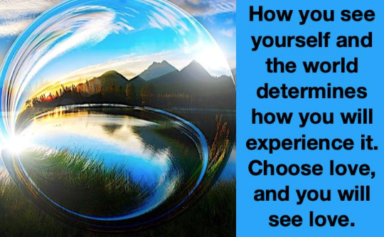 Thursday Thoughts - You decide what you will experience through your sense of self-love. #selflove #empowerment #PositiveVibes  #inspiration #spirituality #Mindfulness #thursdayvibes #ThursdayMotivation #ThursdayThoughts