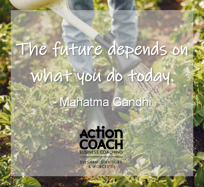 Every day makes a difference! Why not take a positive step today and join ActionCLUB on Tuesday 19th January at 10.30am Register here:  #FridayWisdom #PlanForTheFuture #KeepGoing #BusinessCoaching