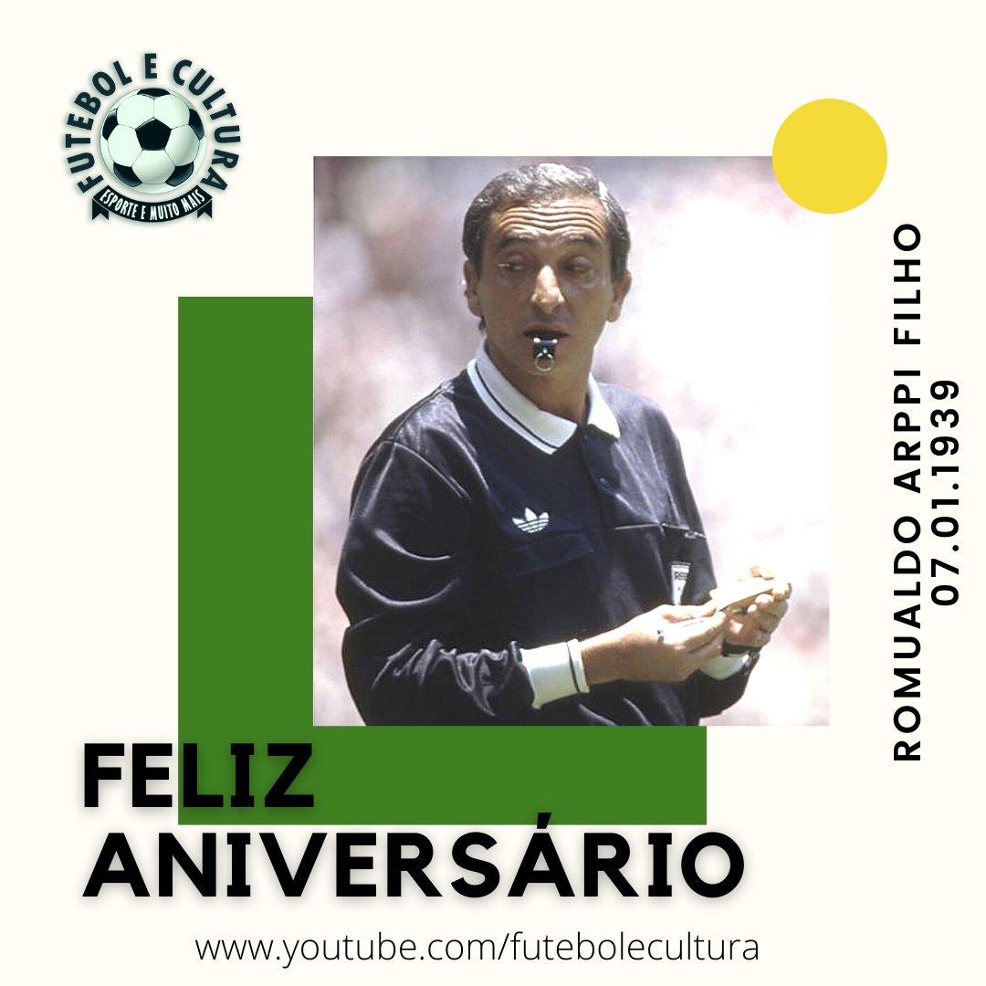 Parabéns para o ex-árbitro Romualdo Arppi Filho que apitou a final da Copa do Mundo de 1986!  #futebol #soccer #futbol #calcio #football #copadomundo #fútbol #brasil #fifa #worldcup #brazil #copadomundo1986 #copa #gol #vaibrasil #fußball #méxico86 #wc1986