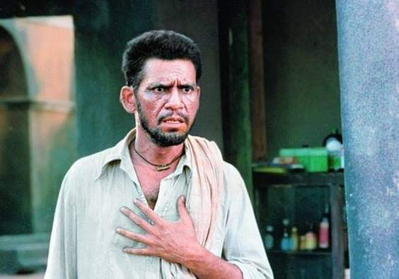Remembering the great #OmPuri on his death anniversary. It's very sad and unfortunate that India lost one of its finest thespian untimely. Not all voids can be filled.