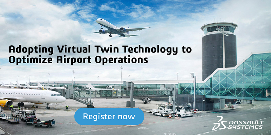 To remain competitive and agile, airports need to: - Optimize their daily operations - And achieve innovation goals  Adopting virtual twins is a good start to do so. Learn more: https://t.co/ypPJoGRyLm https://t.co/U63UxgdVmW