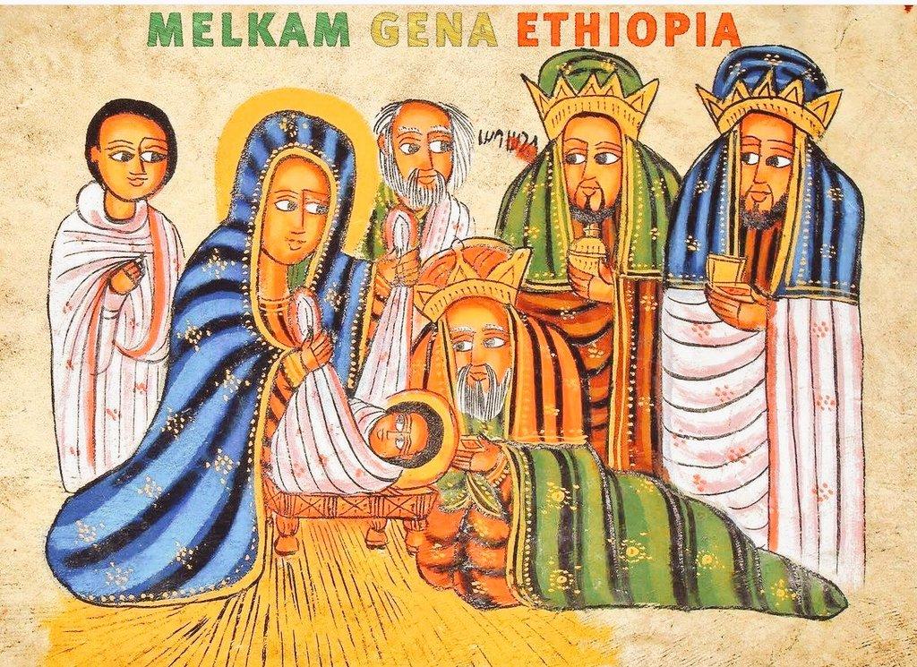 Let the light of JAH shine bright amongst I n I! Melkam Gena! #rastafari #cristmas