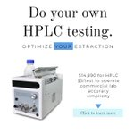 Do your own testing to optimize CBD extraction Reach out to learn more https://t.co/MZV7TXvIk8 #test #testprep #smart #technology #cannabis #weed #marijuana #cbd #hightimes #life #Hemp #cbdextraction #cbdoil #extraction #cannabisindustry #hempoil #hplc #cannabisnews #usa #canna