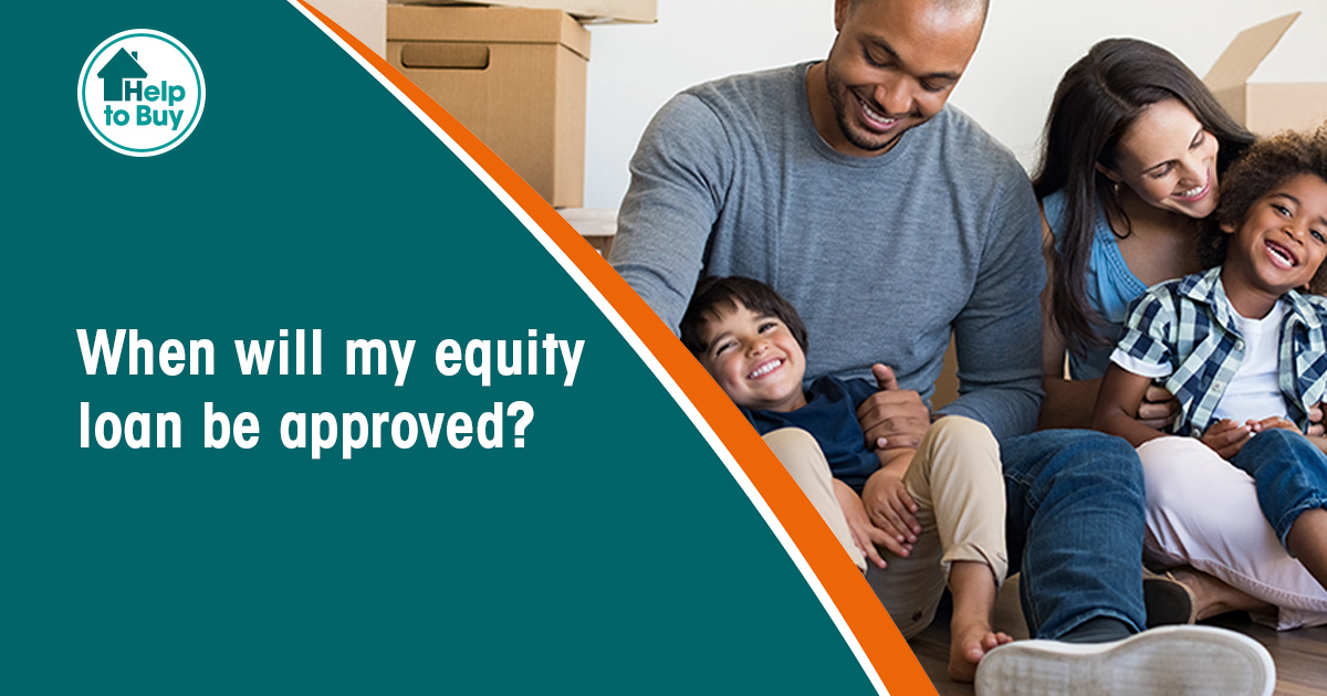 Your Help to Buy agent will review your application. If you are eligible for an equity loan they will issue an Authority to Proceed (ATP). This confirms you are approved for an equity loan and can progress to the next step. Find out more: bit.ly/39IMRaj