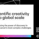 Image for the Tweet beginning: Cancer Grand Challenges | Who