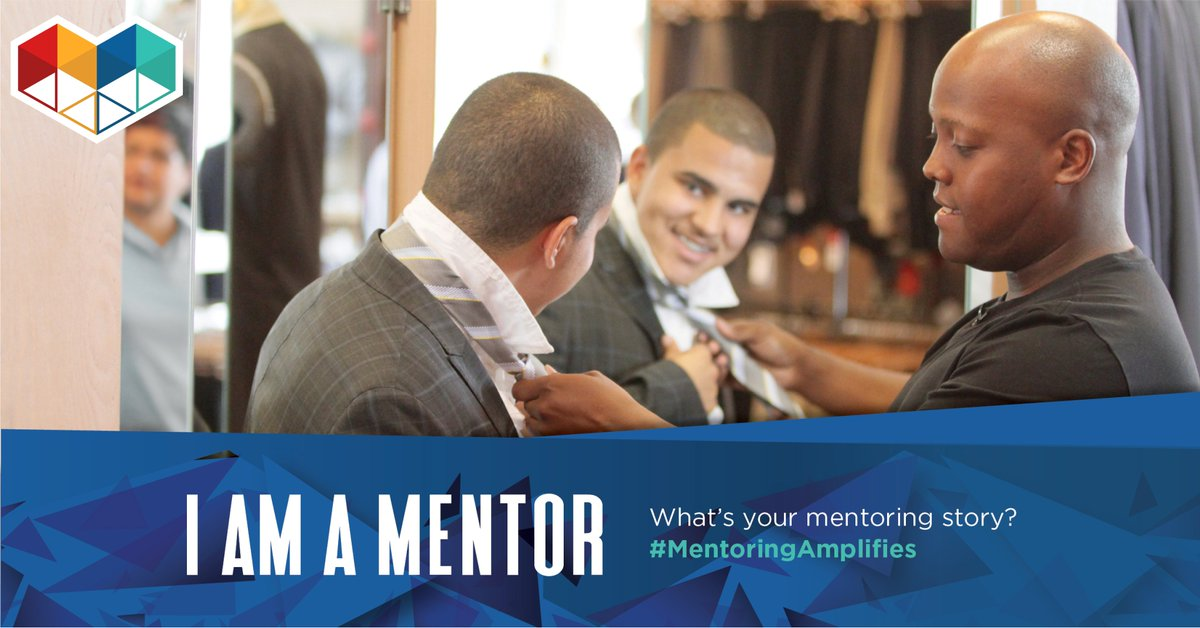 How has being a mentor impacted your mentee, yourself, and your community? Use #MentoringAmplifies to share your story today—and inspire others to join the mentoring movement.   Learn more:  #MentoringMonth @MENTORnational
