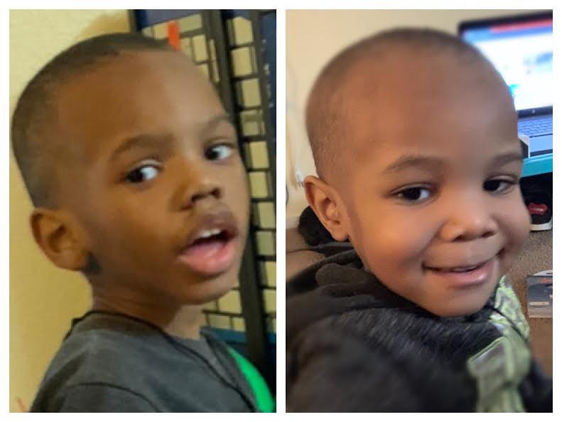 We have updated our photo to #OrrinWest and #OrsonWest to shed light on these beautiful babies who are toddlers and have been missing since 12/21/2020. This has not gotten the attention it deserves. We must find them and we need your help. @IHaveVanished @BAM_FI