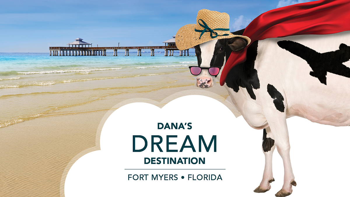 First up on Dana's list of 2021 Dream Destinations: Fort Myers!  With non-stop flights from MSN, it's a great place for a getaway. Visit the @VISITFLORIDA beach page and start planning your trip today:   #MSNAirport #DanasDreamDestinations #Travel #Florida