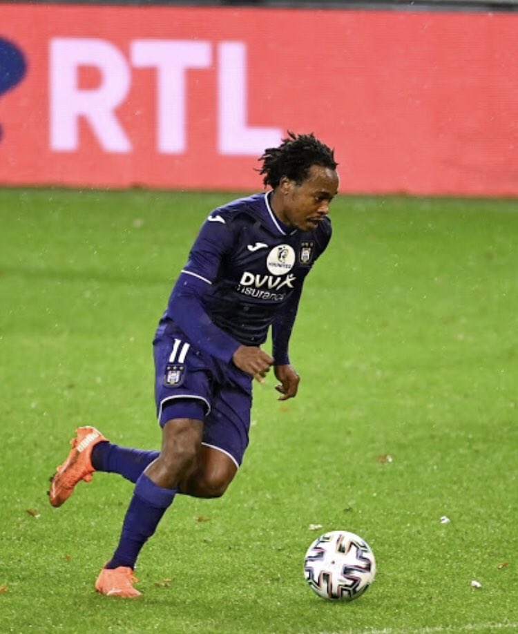 Thank you very much🙏@rscanderlecht. I wish the team success and it was a privilege to play for the Club.