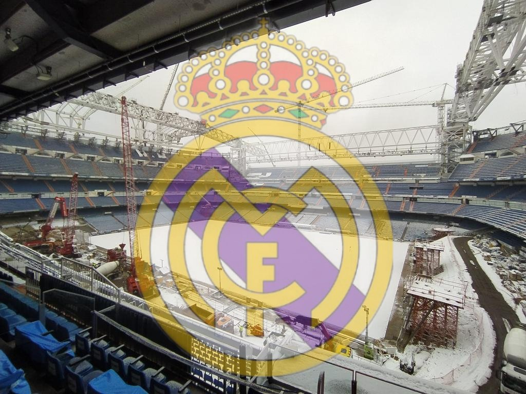 RT @tifosrmcf: Estadio S.Bernabéu 7/01/2021(foto @MadridismoreaI ) #RMfans #Madrid https://t.co/XdcHign1At