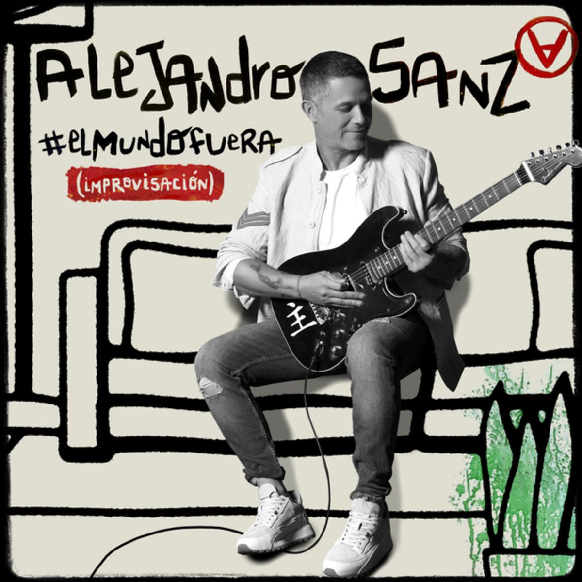 #SigueLaMúsica 🔊  y descubre la canción 🎶 del proyecto #ElMundoFueraLaPelicula 🎬 de @AlejandroSanz 🤩 en Amazon Music ▶️  Aquí: