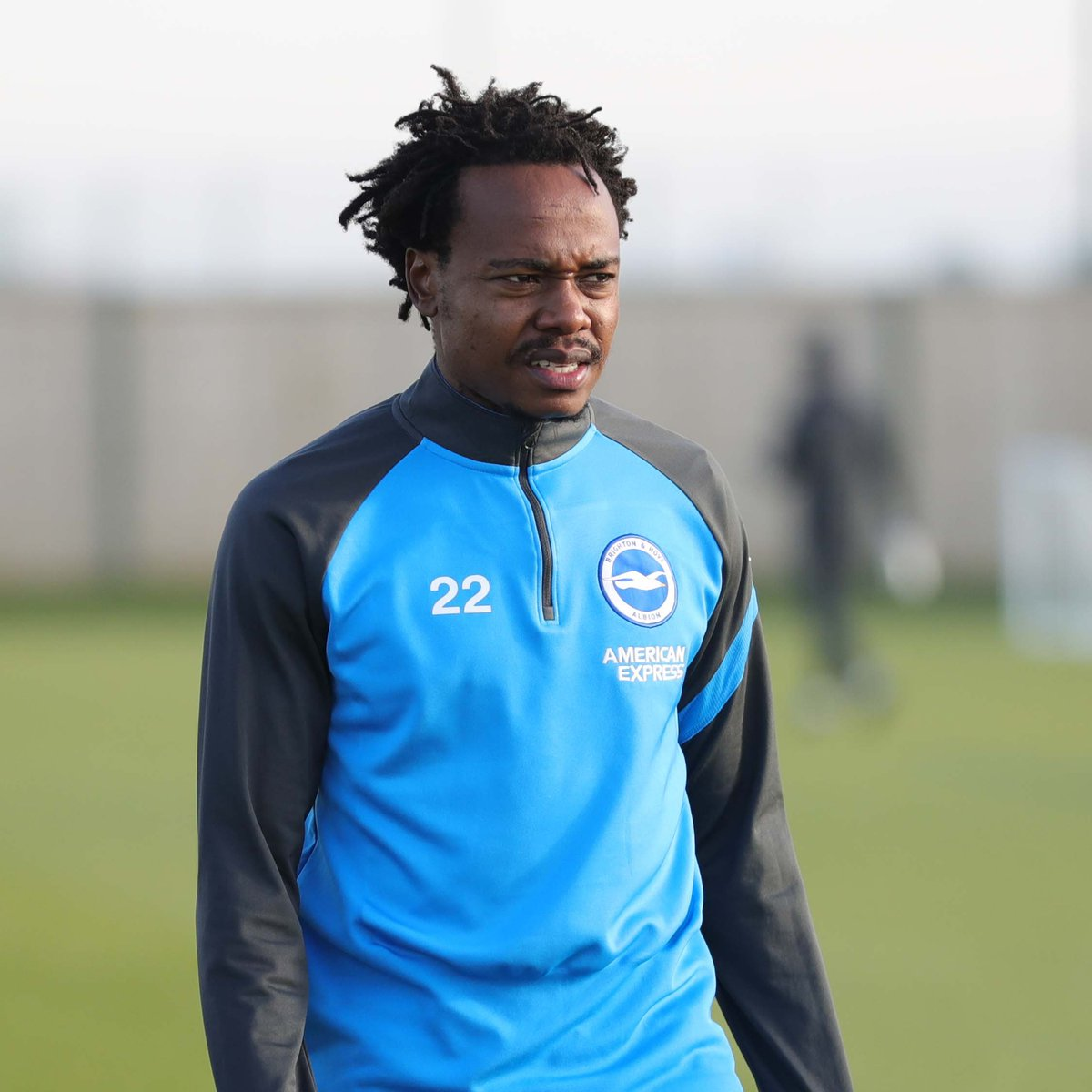 Bafana Bafana star striker @percymuzitau22 says he is excited to play in the English Premiership after he was recalled by Brighton & Hove Albion. Well done King!