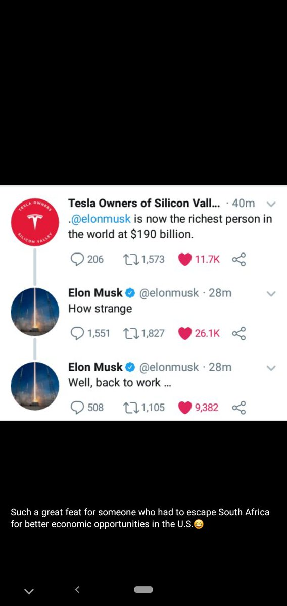 Are you serious right now 😂😂😂 But I need to be on your next batch to MARS . . #ElonMusk #VacationToMars #SpaceX #fikayoajayi