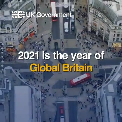 In 2021, the UK will chair the @UN Security Council in February, preside at the #G7 summit and host the @COP26 Climate Change Conference.  As a force for good in the world, we will expand free trade, protect human rights, promote girls' education & tackle global challenges. https://t.co/VpYFRgxvts