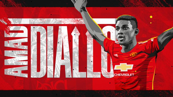 @ManUtd HOW GOOD IS AMAD DIALLO?! Everything you need to know about United's new arrival!