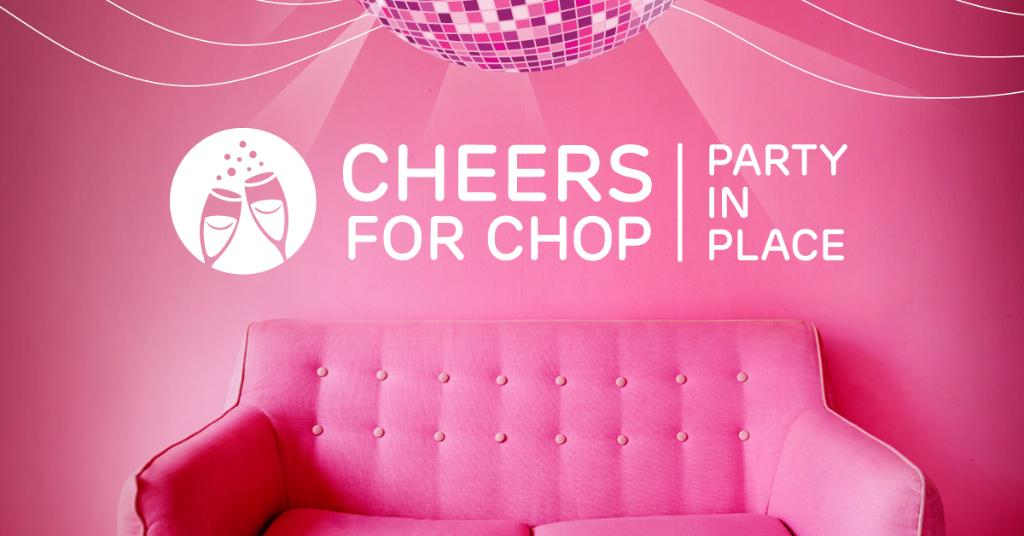 Save the date for this year's #CheersforCHOP, a home experience like no other, on March 20! Get ready to live it up in your living room with the region's most philanthropic young influencers in honor of all the heroes - big & small - at CHOP! More at: .