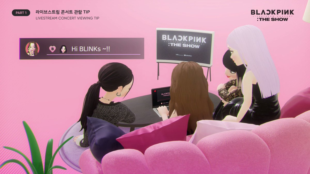 How to enjoy THE SHOW 2021%! 💡   Remember to join membership BLINKS 💓  Buy Access @   #BLACKPINK #블랙핑크 #PALMSTAGE #THESHOW #LIVESTREAMCONCERT #YOUTUBEMUSIC #YOUTUBE #YG
