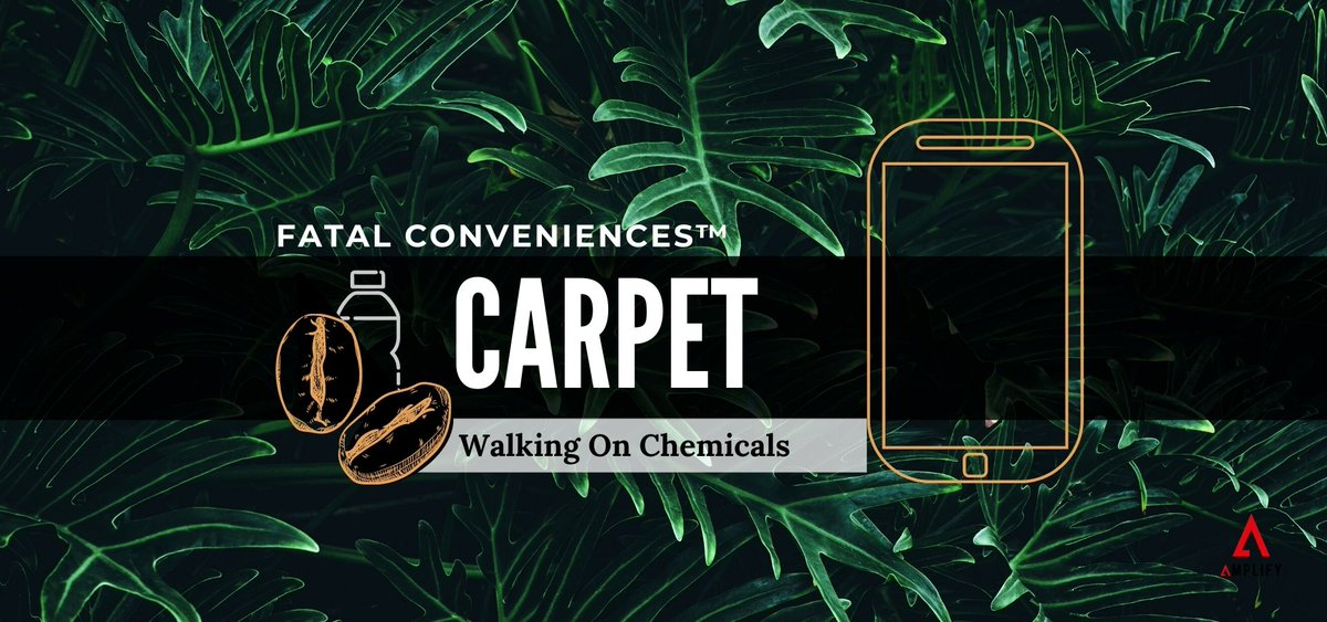 Carpets are soft and comfy, but are they healthy for your home? Find out in this Fatal Conveniences™ segment. OUT NOW!