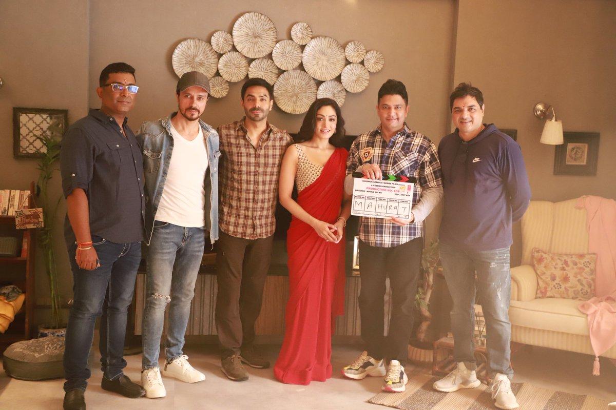 #TSeries Announce Next Suspense thriller film with @ActorMadhavan @KhushaliKumar @Aparshakti and @DarshanKumaar  Directed by @kookievgulati   Produced by #BhushanKumar @TSeries #TSeriesFilms