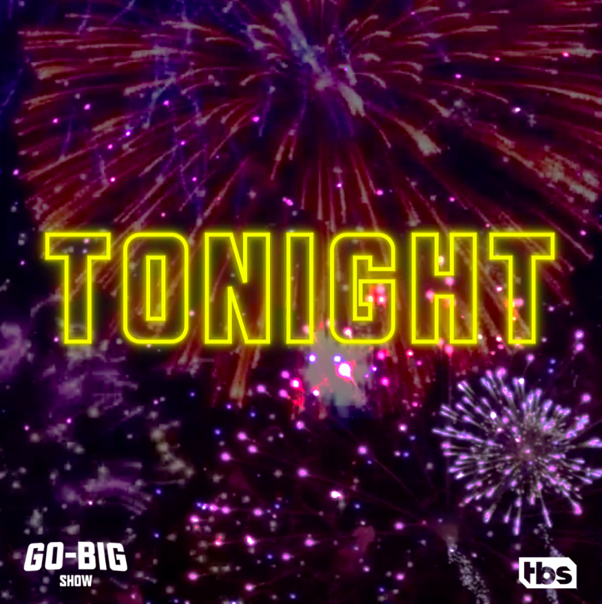 The competition show you've been waiting for is finally here. 😏 #GoBigShow premieres TONIGHT at 9/8c on @TBSNetwork!