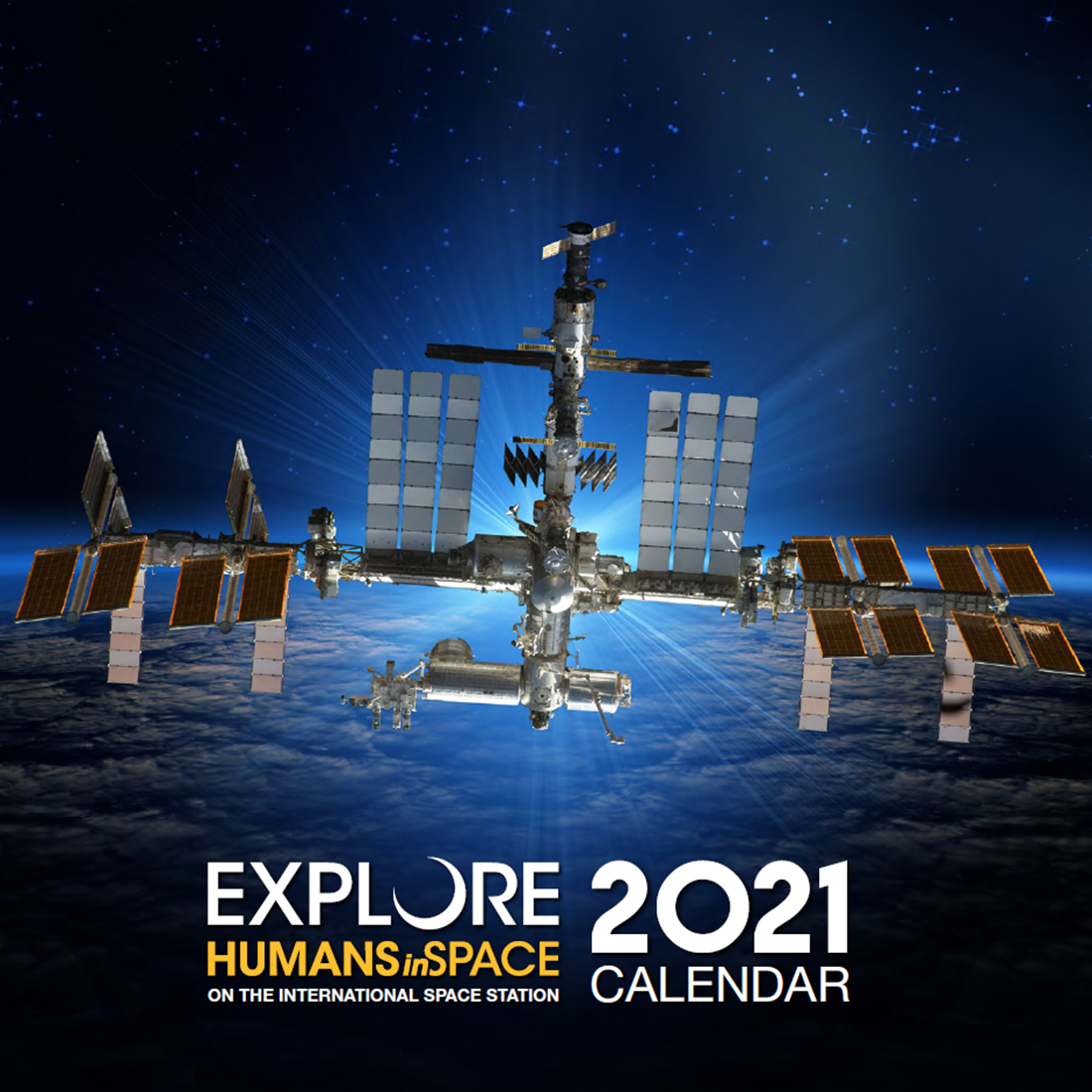 The International Space Station 2021 calendar is online now! Download the 8 MB PDF file that highlights our orbiting lab. go.nasa.gov/3op0xvv