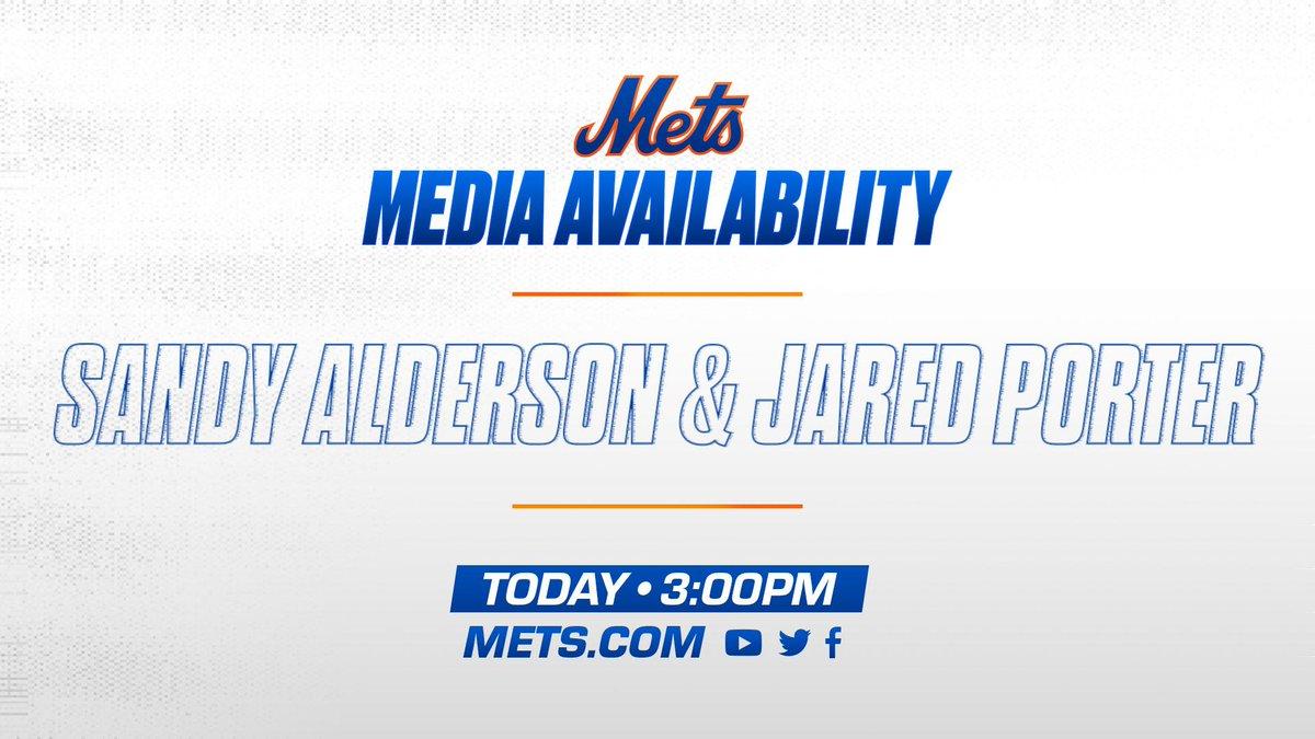 @Mets's photo on Sandy alderson