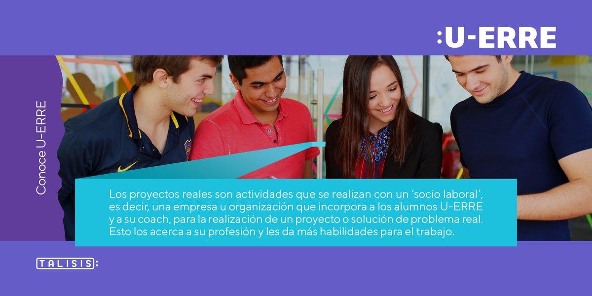 Impulsamos a nuestros alumnos a realizar proyectos reales para dar soluciones reales a la sociedad. #HechosParaCambio https://t.co/AvqtrUQMgU