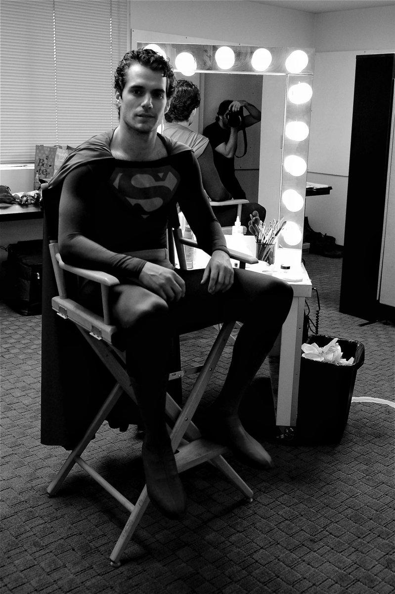 Replying to @ZackSnyder: Henry Cavill is Superman. #HenryCavillSuperman