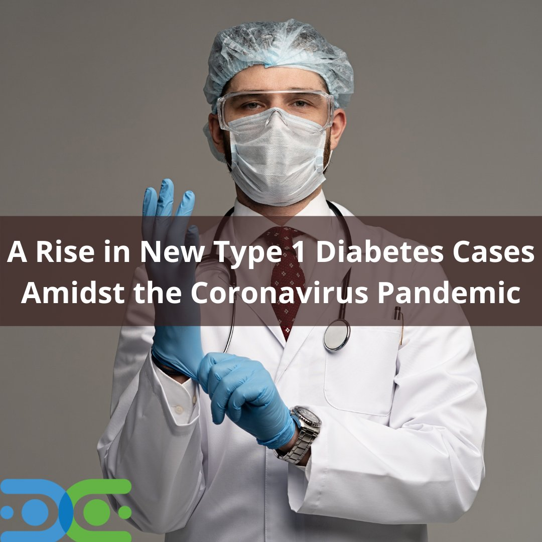 The coronavirus pandemic has hit many countries around the world very hard, with millions of people being diagnosed with COVID-19. At the same time, researchers have also found that new cases of type 1 diabetes (T1D) have also grown.  Read more at .