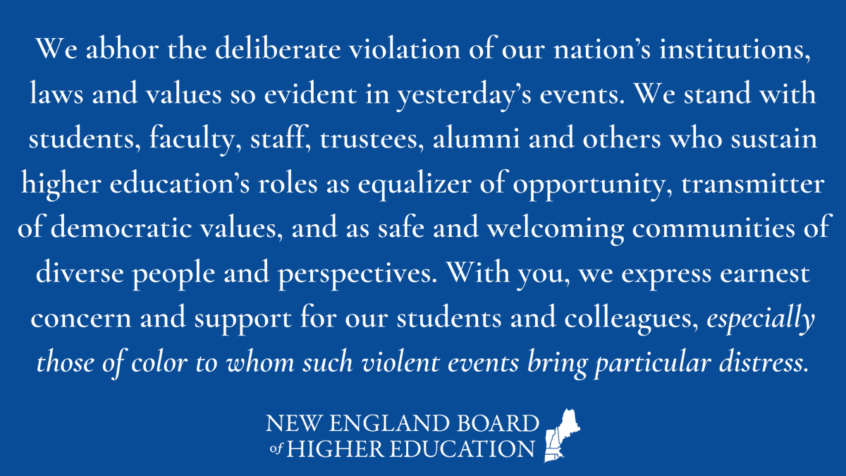 Read @nebhe's statement re yesterday's events below: